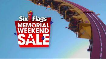 Six Flags Memorial Weekend Sale TV Spot, 'El Diablo: 70 Percent Off'