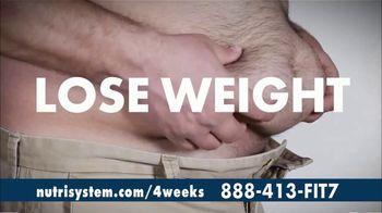 Nutrisystem for Men TV Spot, 'Four Weeks Plus Free Shakes' - Thumbnail 2
