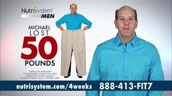 Nutrisystem for Men TV Spot, 'Four Weeks Plus Free Shakes' - Thumbnail 4