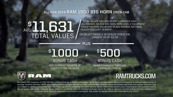 2019 Ram 1500 TV Spot, 'More 1500' [T2] - Thumbnail 10