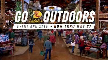 Bass Pro Shops Go Outdoors Event & Sale TV Spot, 'Free Crafts & Workshops' - Thumbnail 1