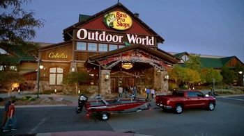 Bass Pro Shops Go Outdoors Event & Sale TV Spot, 'Free Crafts & Workshops' - Thumbnail 2