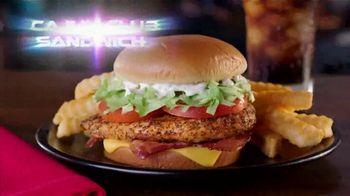 Zaxby's Cajun Club Sandwich TV Spot, 'Men in Black: International: They're Everywhere' - Thumbnail 5