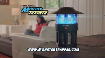 Bell + Howell Monster Trapper TV Spot, 'Fight Back: Free Trial'