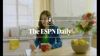 The ESPN Daily TV Spot, 'One Email' - Thumbnail 6