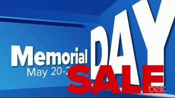 Belk Memorial Day Sale TV Spot, 'Tees, Shorts and Sandals'