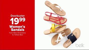 Belk Memorial Day Sale TV Spot, 'Tees, Shorts and Sandals' - Thumbnail 5