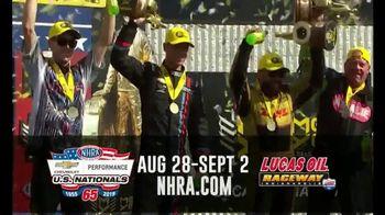 NHRA TV Spot, '2019 Chevrolet U.S. Nationals' - Thumbnail 8