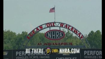 NHRA TV Spot, '2019 Chevrolet U.S. Nationals' - Thumbnail 2