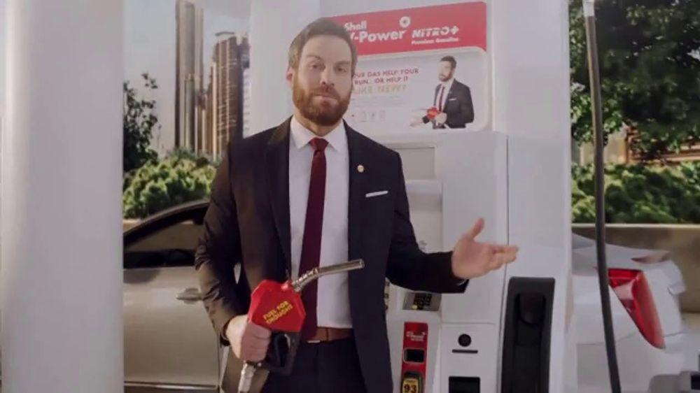 Shell V-Power Nitro+ TV Commercial, 'Four Levels of Defense'