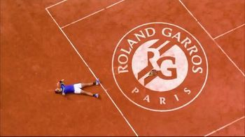 Tennis Channel Plus TV Spot, Road to Roland Garros: Qualifying Rounds'