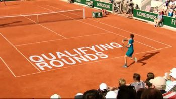 Tennis Channel Plus TV Spot, Road to Roland Garros: Qualifying Rounds' - Thumbnail 4