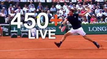 Tennis Channel Plus TV Spot, Road to Roland Garros: Qualifying Rounds' - Thumbnail 8