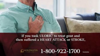 Goldwater Law Firm TV Spot, 'Gout Medication' - Thumbnail 2