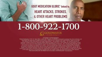 Goldwater Law Firm TV Spot, 'Gout Medication' - Thumbnail 5