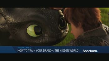 Spectrum On Demand TV Spot, 'How to Train Your Dragon: The Hidden World and The Lego Movie 2'
