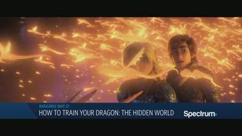 Spectrum On Demand TV Spot, 'How to Train Your Dragon: The Hidden World and The Lego Movie 2' - Thumbnail 3