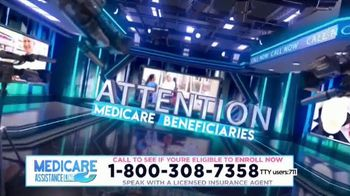 Medicare Assistance Line TV Spot, 'Attention: Extra Benefits' - Thumbnail 1