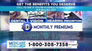 Medicare Assistance Line TV Spot, 'Attention: Extra Benefits' - Thumbnail 8