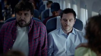 Nicorette Coated Ice Mint Lozenge TV Spot, 'Airplane' - Thumbnail 4