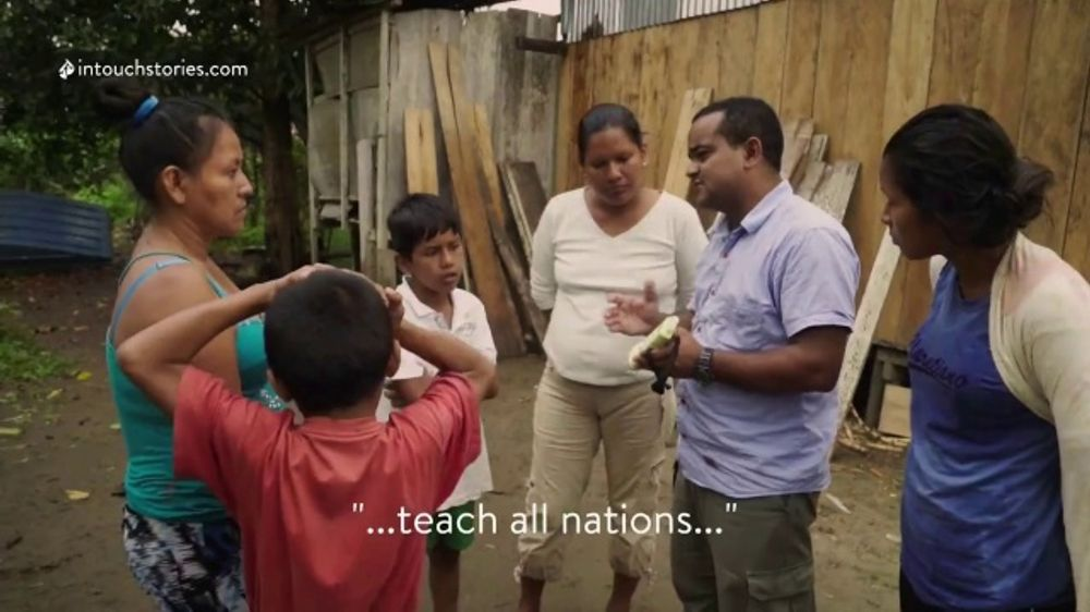 In Touch Ministries TV Commercial, 'Stories'