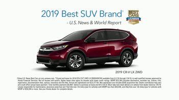 2019 Honda CR-V LX TV Spot, 'Dog Wheels' [T2] - Thumbnail 9