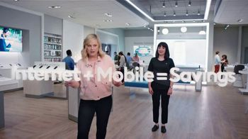 XFINITY Mobile TV Spot, 'A Little Bird Told Me: Internet and Mobile' Featuring Amy Poehler - 1 commercial airings