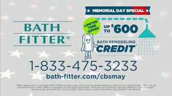Bath Fitter Memorial Day Special TV Spot, 'Remodeling Credit' - Thumbnail 7