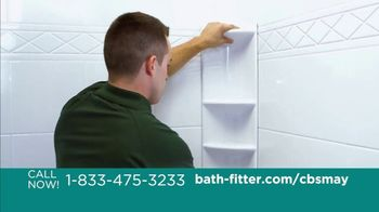 Bath Fitter Memorial Day Special TV Spot, 'Remodeling Credit' - Thumbnail 5