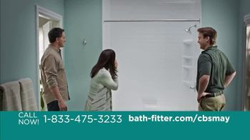 Bath Fitter Memorial Day Special TV Spot, 'Remodeling Credit'