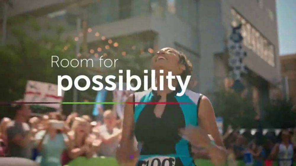 Marriott Bonvoy TV Commercial, 'Room for More'