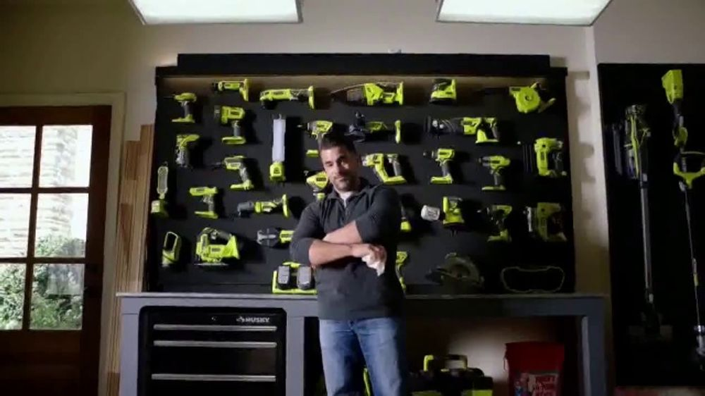 The Home Depot Ryobi Days Tv Commercial One Ispot Tv