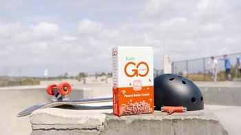 Kashi GO Peanut Butter Crunch TV Spot, 'Do More of What You Love'