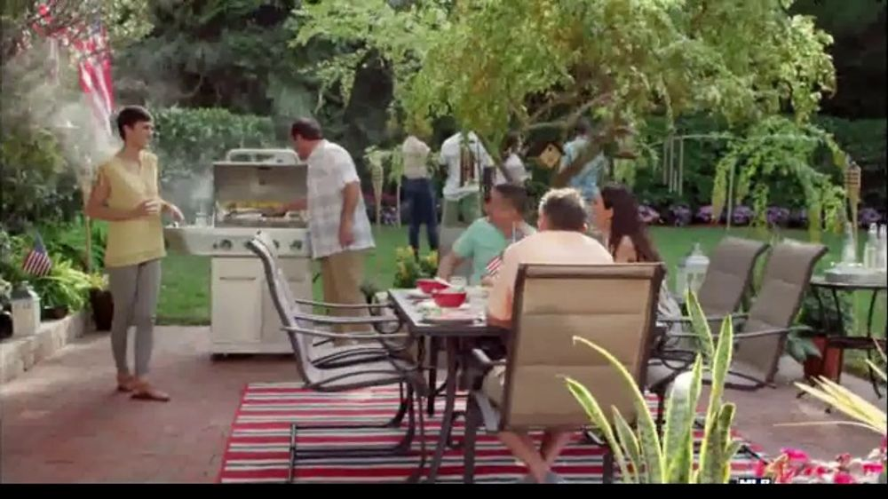 The Home Depot Memorial Day Savings TV Commercial, 'Growing and Gathering'