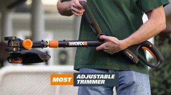 Worx GT Revolution TV Spot, 'Cordless Grass Trimmer: Lowe's' - Thumbnail 7