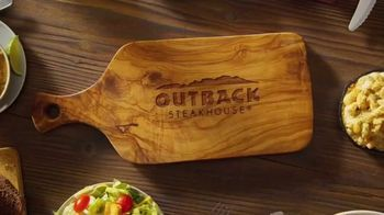 Outback Steakhouse Complete Steakhouse Dinner TV Spot, 'Your Choice' - Thumbnail 1