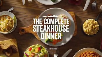 Outback Steakhouse Complete Steakhouse Dinner TV Spot, 'Your Choice' - Thumbnail 2