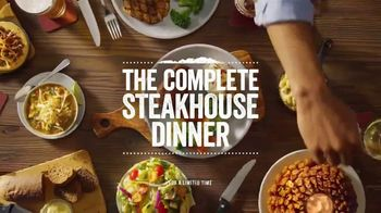 Outback Steakhouse Complete Steakhouse Dinner TV Spot, 'Your Choice' - Thumbnail 3