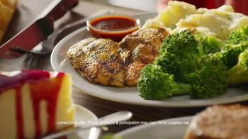 Outback Steakhouse Complete Steakhouse Dinner TV Spot, 'Your Choice' - Thumbnail 8