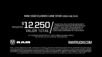 2019 Ram 1500 TV Spot, 'Tecnología' [Spanish] [T2] - Thumbnail 8