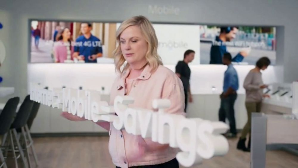 XFINITY Mobile TV Commercial, 'A Little Bird Told Me: $250 Back' Featuring  Amy Poehler - Video