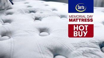 Sam's Club Serta Memorial Day Mattress Hot Buy TV Spot, 'Premium Without the Price' - Thumbnail 3