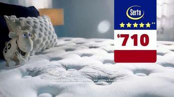 Sam's Club Serta Memorial Day Mattress Hot Buy TV Spot, 'Premium Without the Price' - Thumbnail 4