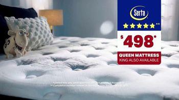 Sam's Club Serta Memorial Day Mattress Hot Buy TV Spot, 'Premium Without the Price' - Thumbnail 5