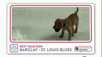 2019 NHL Fan Choice Awards TV Spot, 'The Best Social Media' - Thumbnail 8