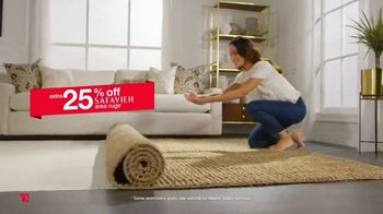 Overstock.com Memorial Day Blowout TV Spot, 'Furniture, Home Decor and Safavieh Rugs' - Thumbnail 6