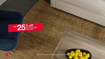 Overstock.com Memorial Day Blowout TV Spot, 'Furniture, Home Decor and Safavieh Rugs' - Thumbnail 7