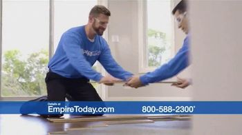 Empire Today 75 Percent Off Sale TV Spot, 'Update Your Floors' - Thumbnail 5