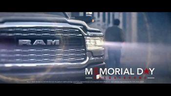 Ram Trucks Memorial Day Sales Event TV Spot, 'More Power' [T2] - Thumbnail 1