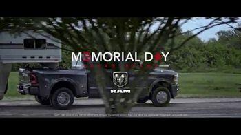 Ram Trucks Memorial Day Sales Event TV Spot, 'More Power' [T2] - Thumbnail 7